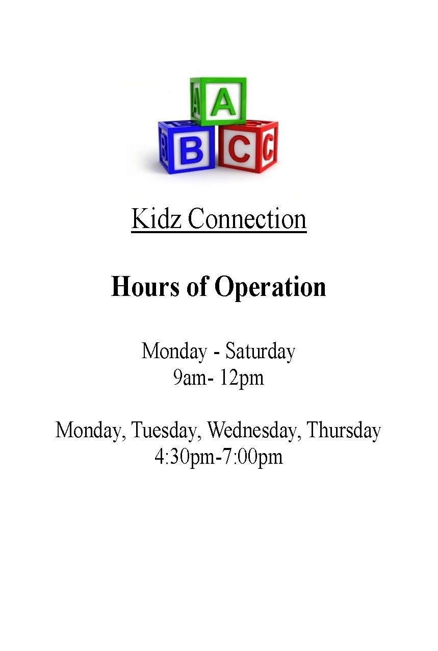 ChildCare Hours